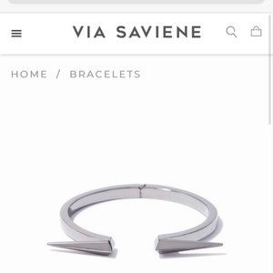 Via Saviene Cuff Bracelet